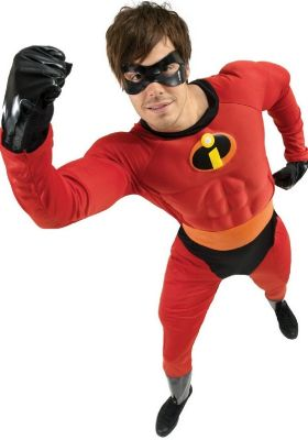 Kostium Mr. Incredible 2