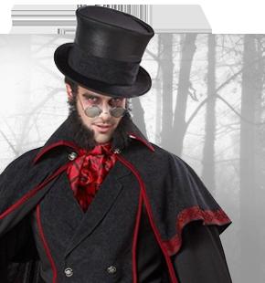 Przebrania na Halloween Męskie