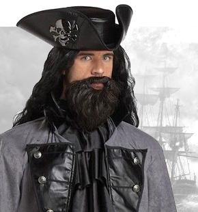 Przebrania Piratów Męskie