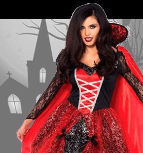 Strój Wampirzycy Halloween