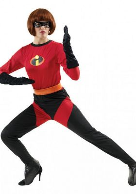 Kostium Mrs. Incredible