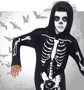 Przebrania na Halloween dla Chłopców