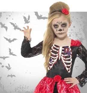 Przebrania na Halloween dla Dziewczynek